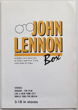 Load image into Gallery viewer, John Lennon Box