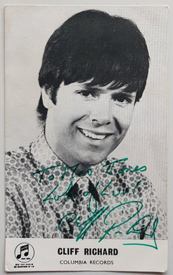 Cliff Richard - Columbia Records