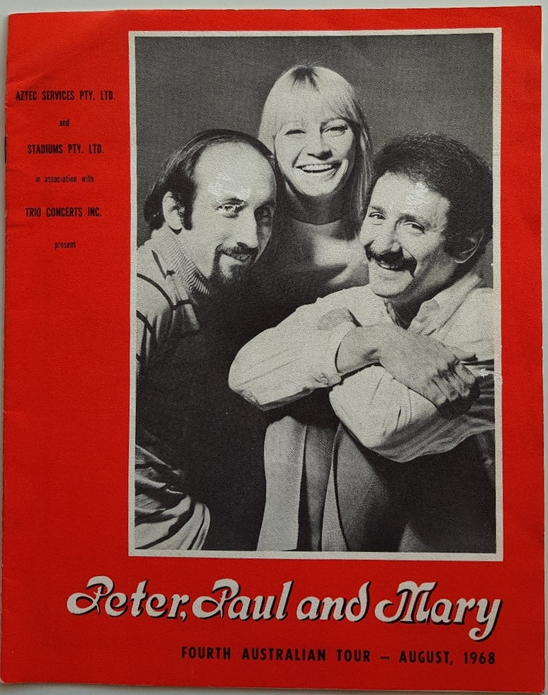 Peter, Paul & Mary - 1968