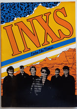 Load image into Gallery viewer, Inxs - Listen Like Thieves World Tour 1985 - 1986