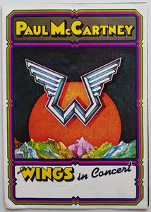 Beatles (Wings) - 1975