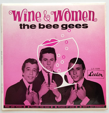 Bee Gees - Wine & Women
