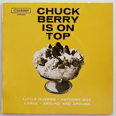 Berry, Chuck - Berry Is On Top