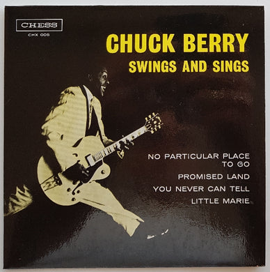 Berry, Chuck - Swings And Sings