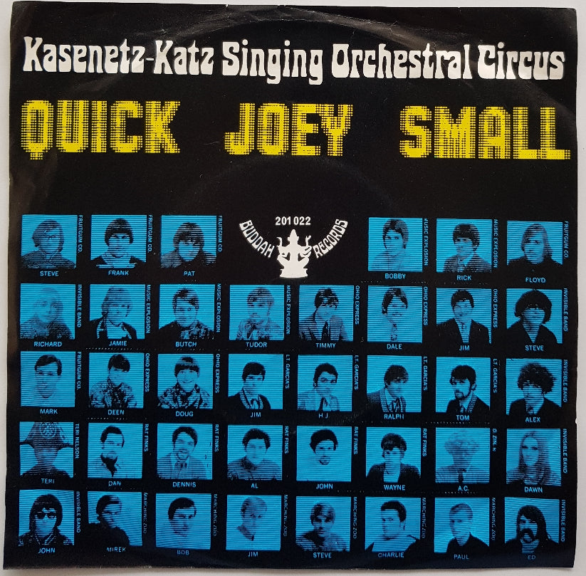 Kasenetz - Katz Singing Orchestral Circus - Quick Joey Small