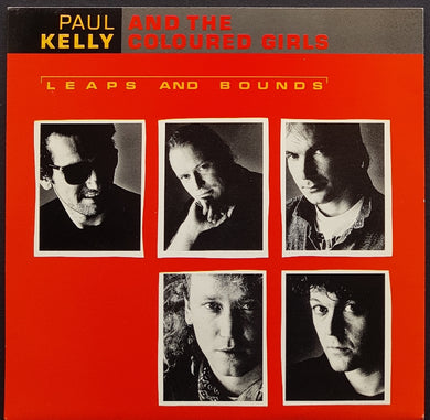 Kelly, Paul (& The Coloured Girls) - Leaps And Bounds
