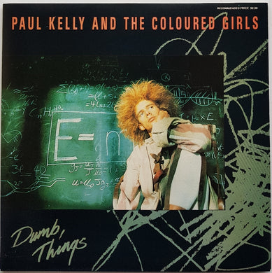 Kelly, Paul (& The Coloured Girls) - Dumb Things