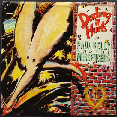 Kelly, Paul (& The Messengers) - Darling It Hurts