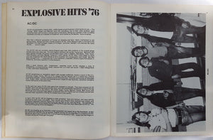 AC/DC - The Explosive Hits '76 Songbook