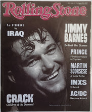 Load image into Gallery viewer, Jimmy Barnes - Rolling Stone December 1990
