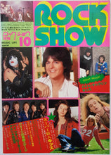 Load image into Gallery viewer, Rock Show October 1978