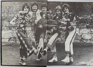 Bay City Rollers - The Official Bay City Rollers Annual 1977