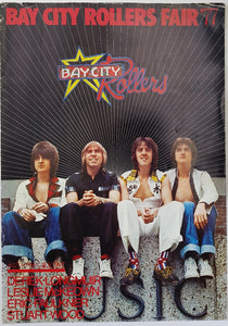Bay City Rollers - Fair '77
