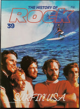 Load image into Gallery viewer, Beach Boys - The History Of Rock 39