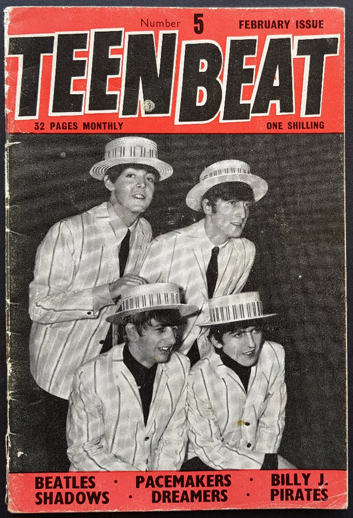 Teen Beat No.5