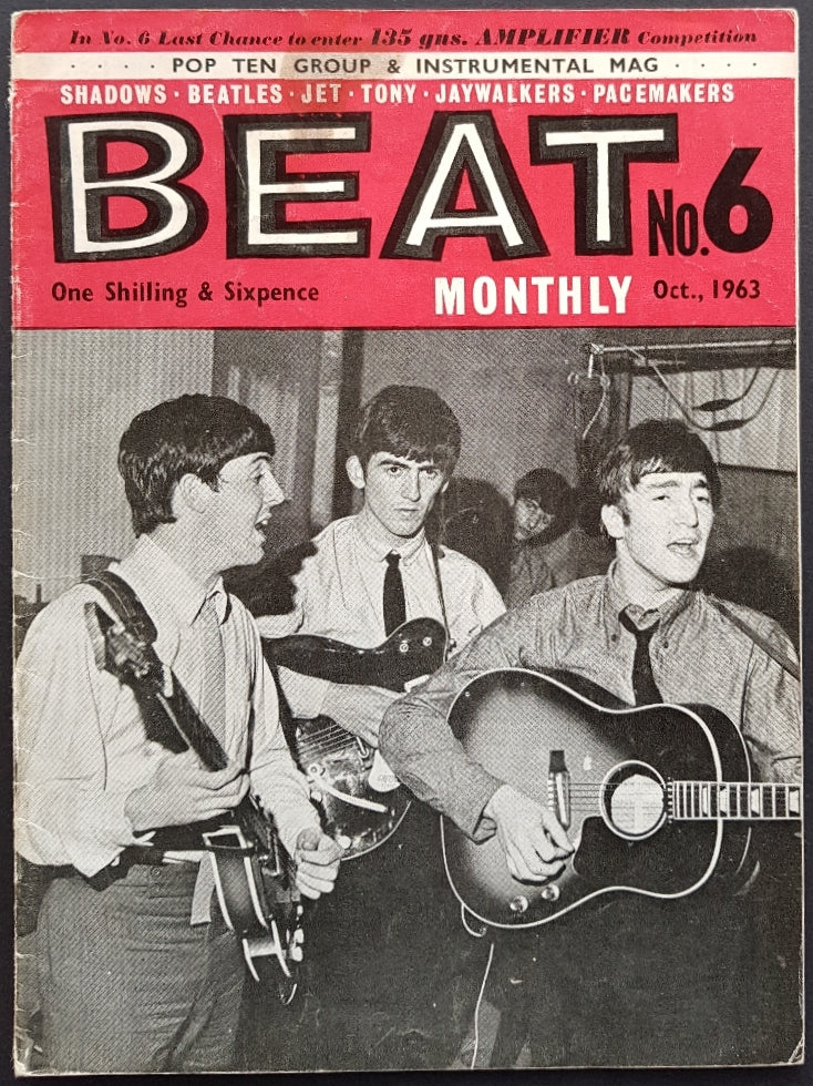 Beatles - Beat Monthly No.6