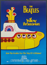 Load image into Gallery viewer, Beatles - Yellow Submarine