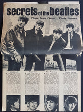 Load image into Gallery viewer, Beatles - Movie Mirror Yearbook