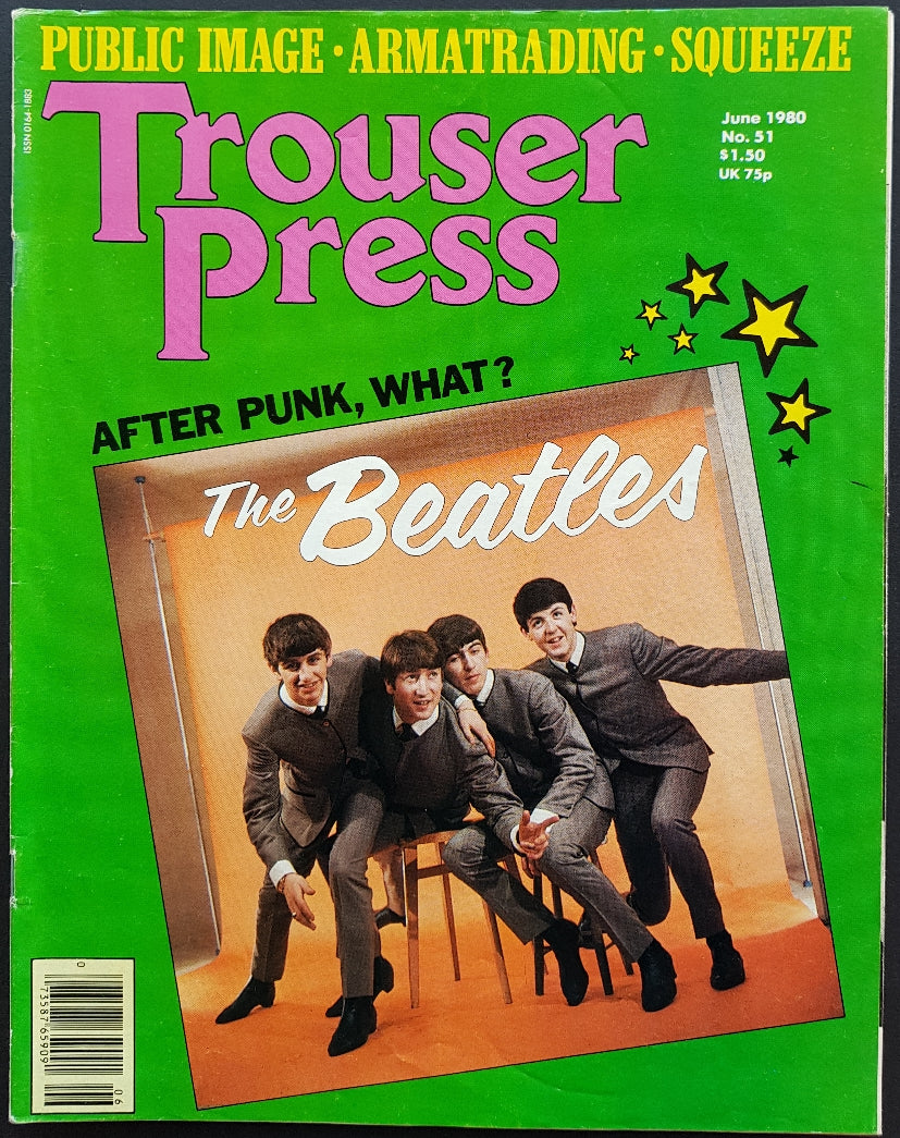 Beatles - Trouser Press
