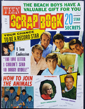 Load image into Gallery viewer, Beach Boys - Teen Scrap Book Vol.1 No.3 1965