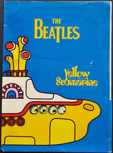 Load image into Gallery viewer, Beatles - Yellow Submarine Press Folfer