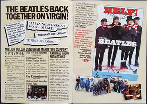 Beatles - Virgin New Releases