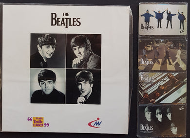 Beatles - Apple Corps Licensed Phone Cards