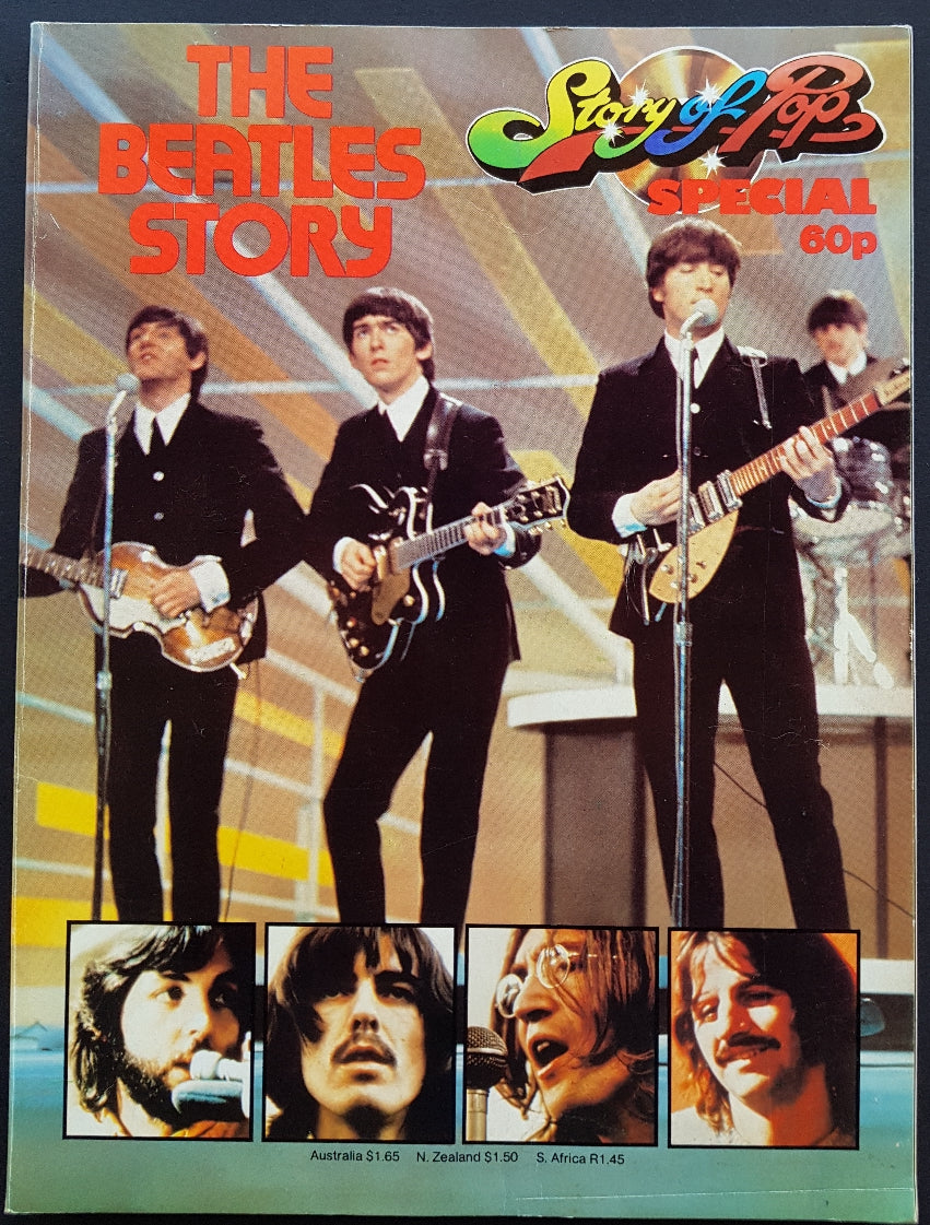 Beatles - The Beatles Story Story Of Pop Special