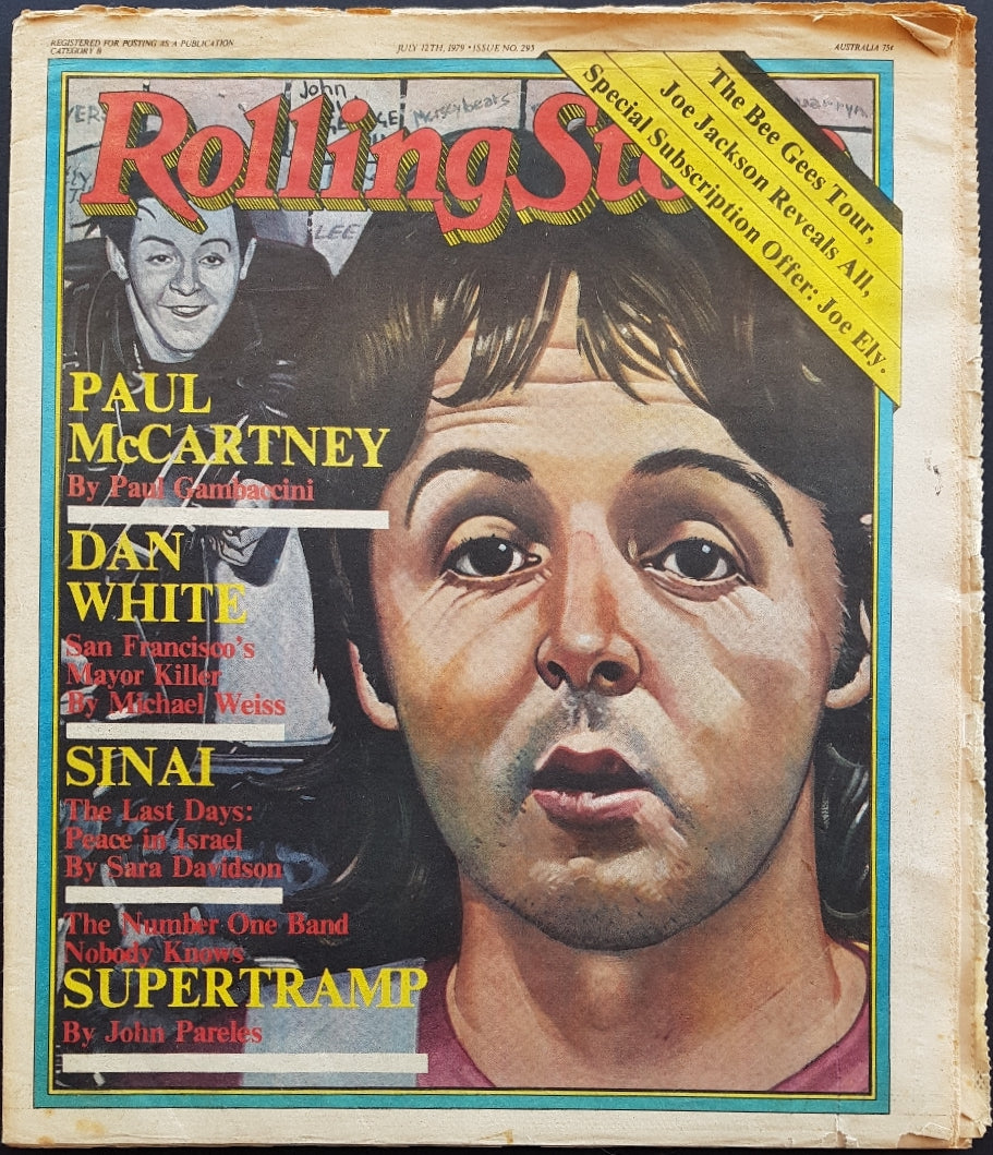 Beatles (Paul McCartney) - Rolling Stone