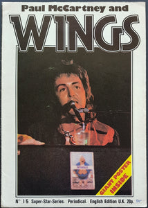 Beatles (Wings) - Super-Star Series No.1/5