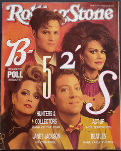 Rolling Stone April 1990