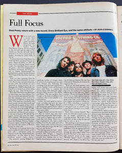 B-52's - Rolling Stone April 1990