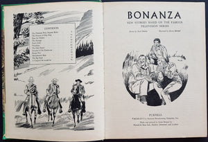 Bonanza New Stories Based On The Famous TV Series