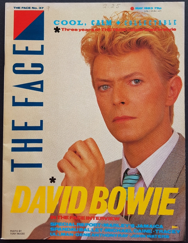 David Bowie - The Face