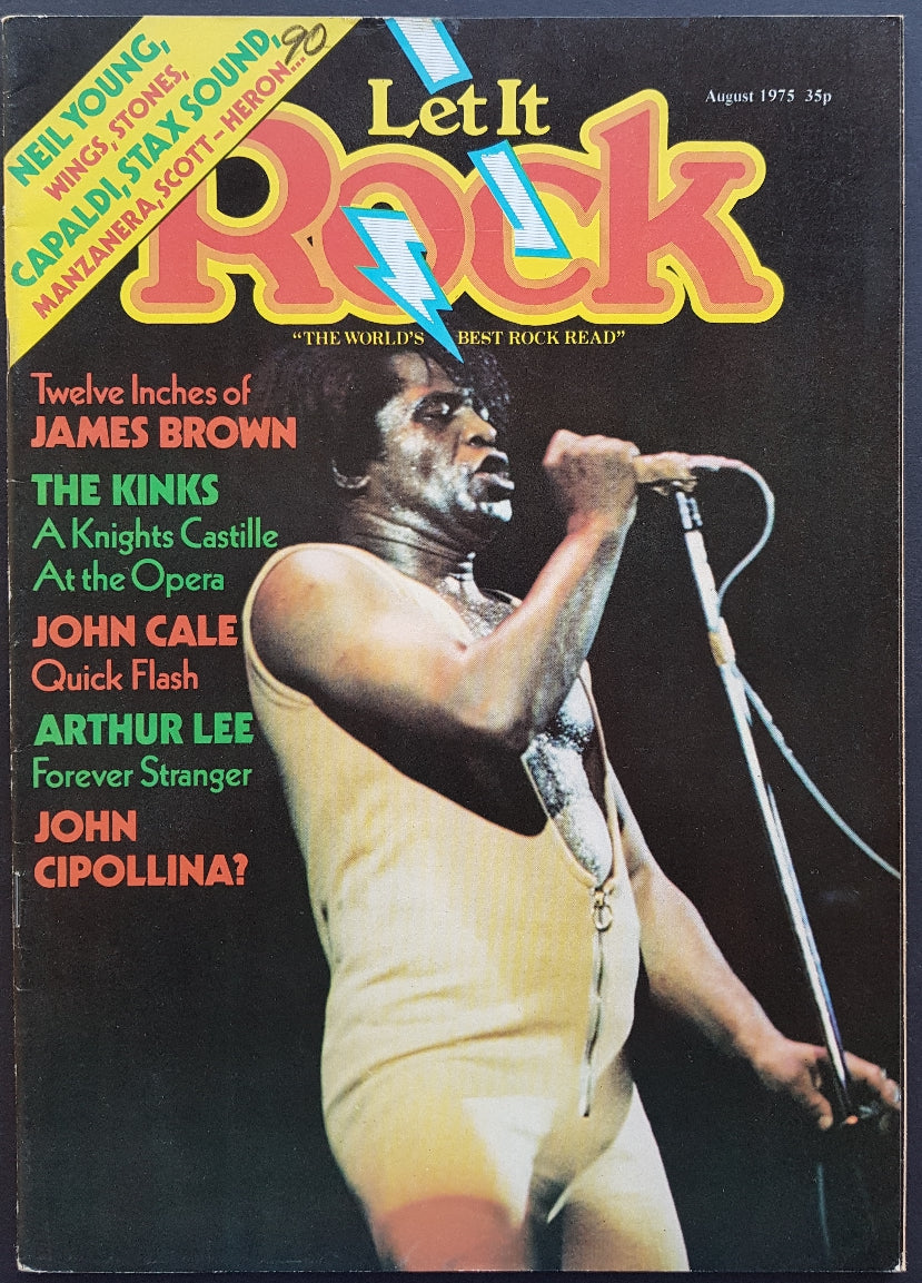 Brown, James - Let It Rock August 1975