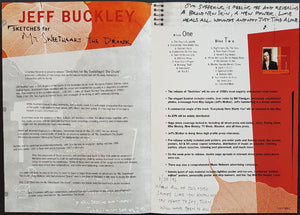 Buckley, Jeff - Sketches For My Sweetheart The Drunk