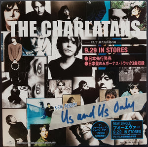 Charlatans (U.K) - Us And Us Only