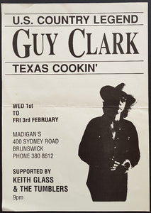 Clark, Guy - Texas Cookin' 1984