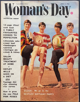 Beatles - Woman's Day