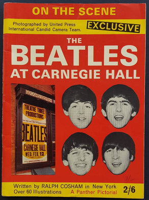 Beatles - The Beatles At Carnegie Hall
