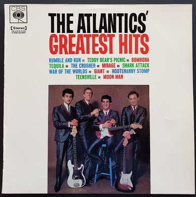Atlantics - The Atlantics' Greatest Hits