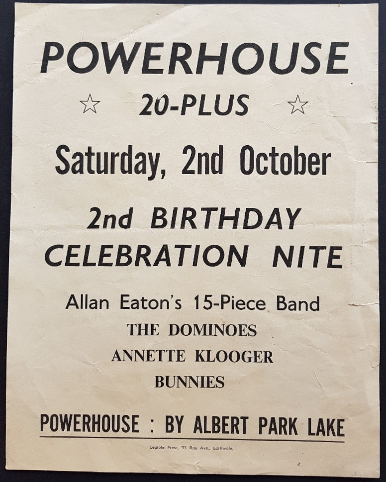 Allan Eaton Band - Powerhouse 20-Plus