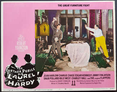 Film & Stage Memorabilia - LAUREL & HARDY - The Further Perils Of