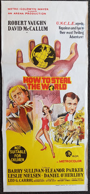 Film & Stage Memorabilia - How To Steal The World