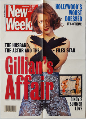 X-Files (Gillian Anderson) - New Weekly