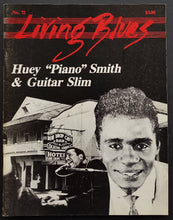 Load image into Gallery viewer, Guitar Slim - Living Blues No.72