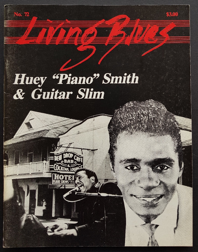 Guitar Slim - Living Blues No.72