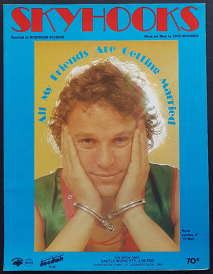 Skyhooks - All My Friends Are Getting Married