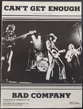 Load image into Gallery viewer, Bad Company - Can't Get Enough