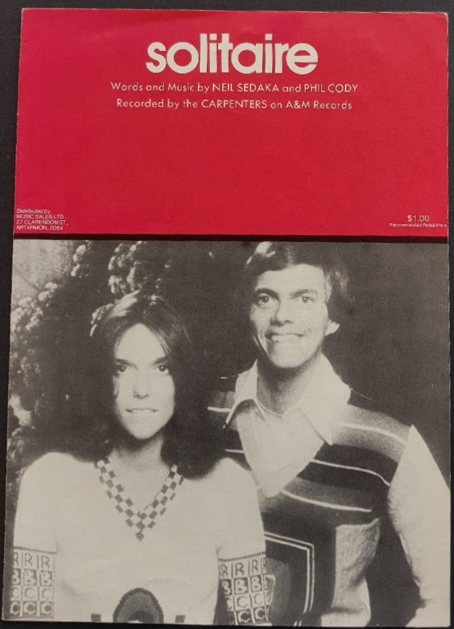 Carpenters - Solitaire